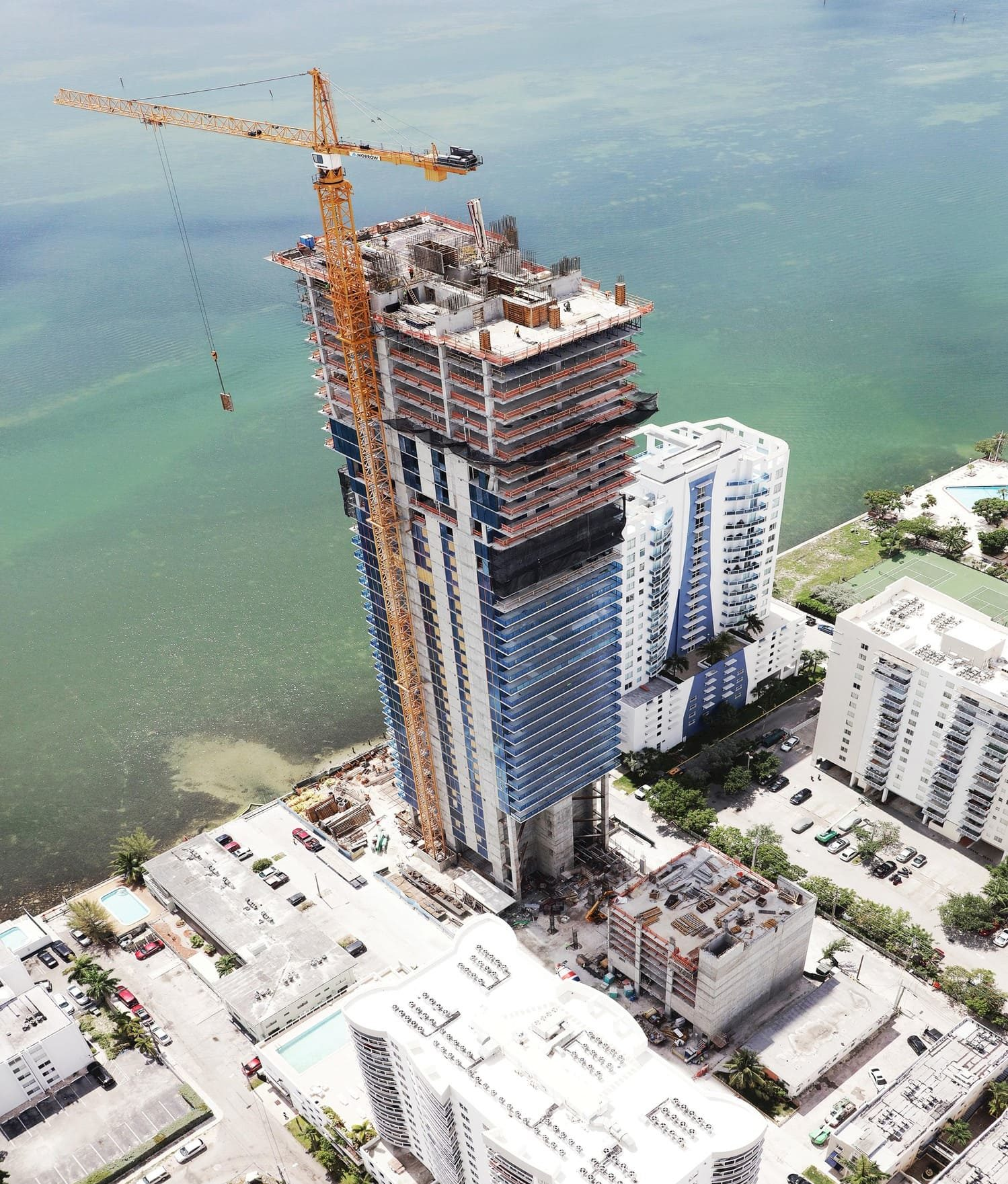 40th Floor Completion July 2019