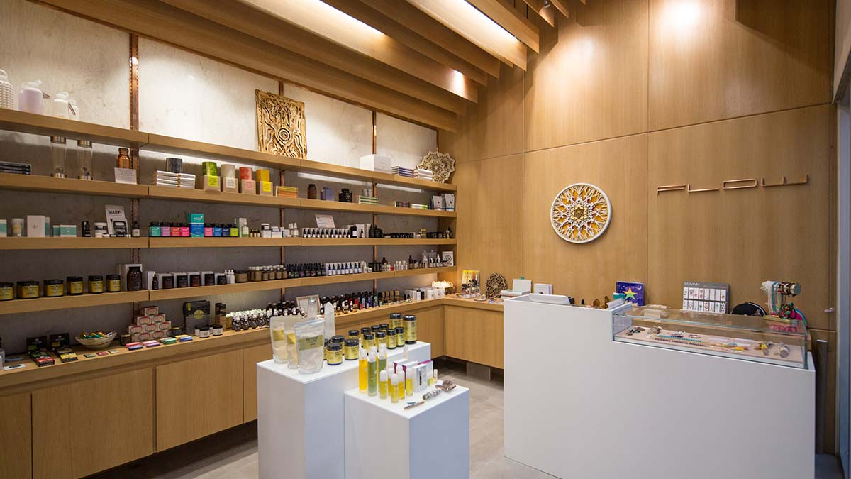 Sacred Space Miami, Flow Curated Wellness