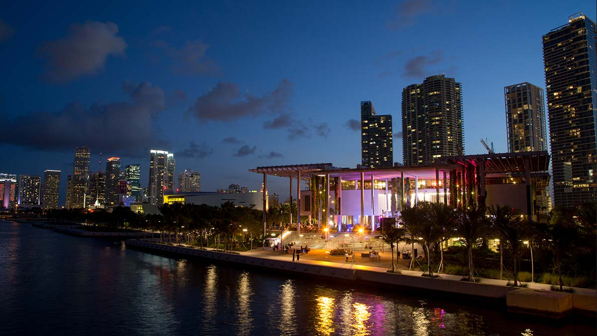 Perez Art Museum Miami Art Week