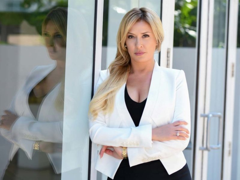Sarit Oren, Director of Sales at Elysee Miami, Douglas Elliman